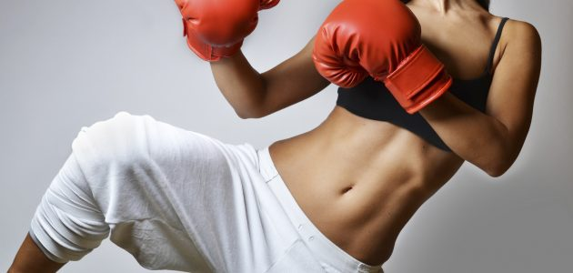 Fit Boxe Fighter